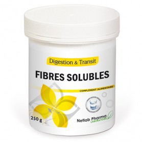Fibres solubles
